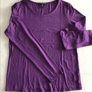 Eileen Fisher long sleeve t-shirt